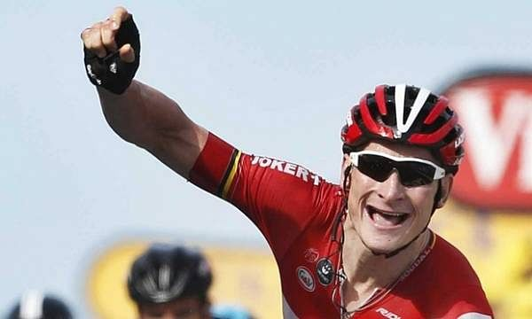 Tour de France: German Andrei Greipel wins second stage