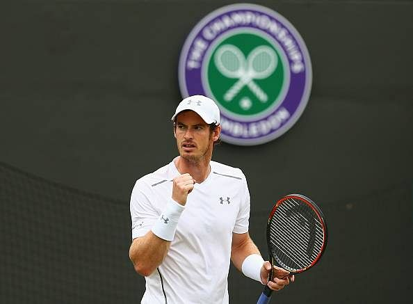 Andy Murray moves into third round with a comfortable win