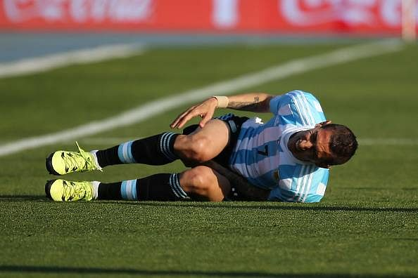 Angel Di Maria rues missed opportunity after Argentina lose Copa America final