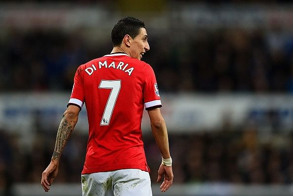 Manchester United's Angel Di Maria experiment fails, now comes the fallout