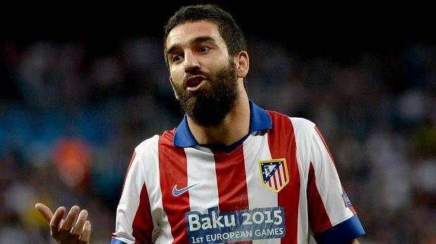 Barcelona confirm signing of Arda Turan from Atletico Madrid in €34 million deal