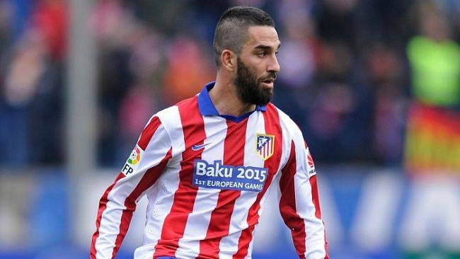 Arda Turan in talks with English teams as the Turkish international confirms his departure