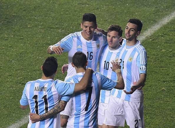 Clinical Argentina thrash Paraguay 6-1 in Copa America semi-final