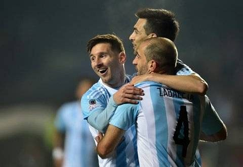Argentina take top spot in latest FIFA rankings, India fall 15 places