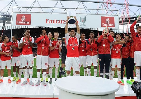 Highlights: Arsenal beat Wolfsburg 1-0 to win the Emirates Cup