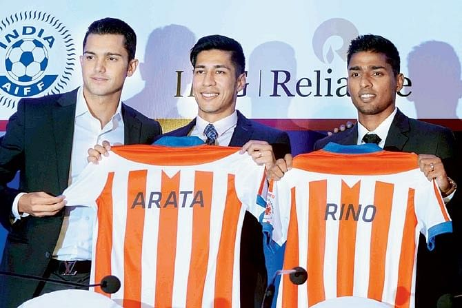 Indian Super League Auction and Draft: Team Ratings