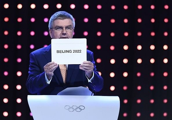 Beijing to host 2022  Winter Olympics; beats bids by Almaty and Oslo