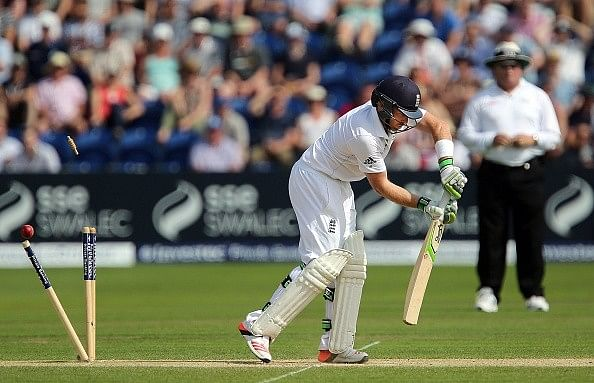 Australia face an uphill task as England set a target of 412