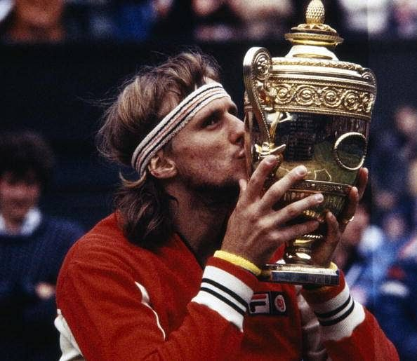 6 junior champions who went on to win Wimbledon in the Open Era