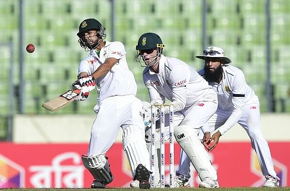 South Africa take control on day 1 as Bangladesh lose out on advantage
