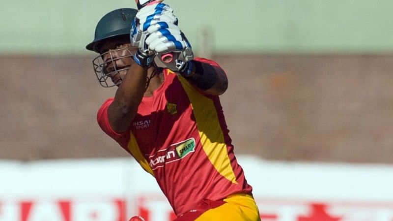 Chibhabha's battling 67 lifts Zimbabwe to 145/7
