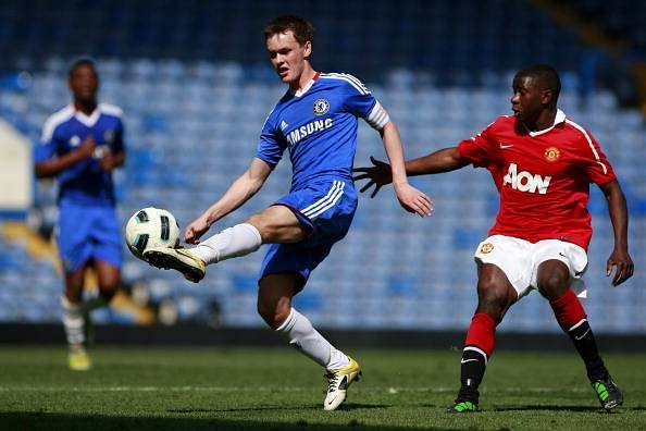 Chelsea's Josh McEachran - Right place at the wrong time