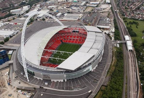 Chelsea offer £11 million a year to use Wembley Stadium while Stamford Bridge is redeveloped