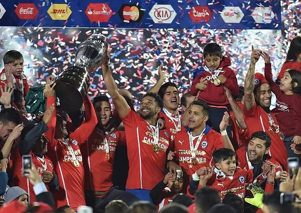 Match Report: Chile beat Argentina 4-1 on penalties to win Copa America 2015