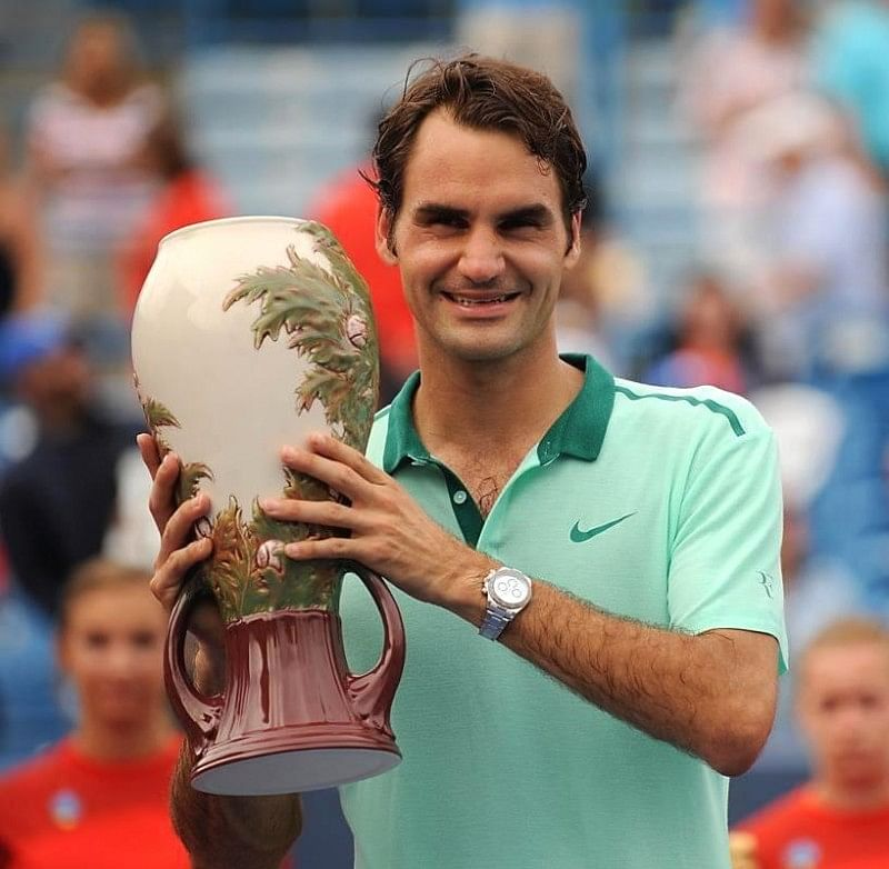 139a0631db9 Roger Federer Pulls out of Rogers Cup and Announces Rest of the 2015  Schedule