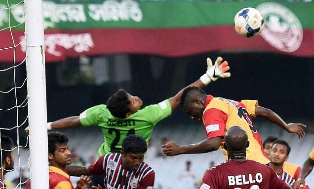 Our first target will be to win the Calcutta Football League: Debjit Majumdar