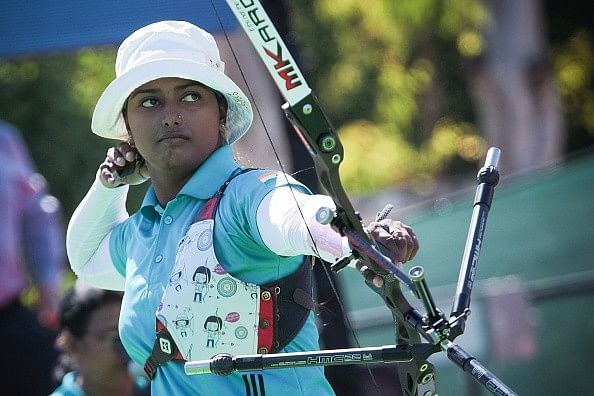 Indian men's and women's recurve teams qualify for elimination stage of World Archery Championships