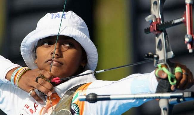 Indian women's recurve archery team qualifies for Olympics