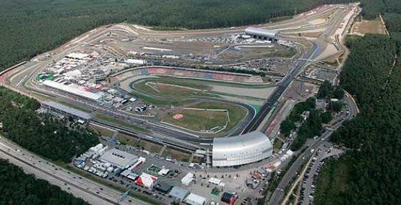 German GP to return to F1 Calendar