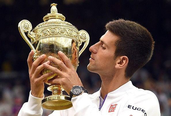 Djokovic credits marital bliss for success