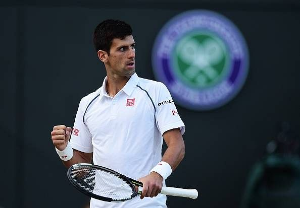 Wimbledon 2015: Novak Djokovic passes Kevin Anderson test for a place in the quarterfinals