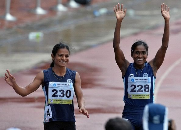 India's Dutee Chand cleared to take part in all competitions after court uphelds her appeal