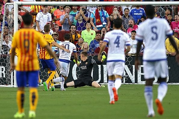 Video: Chelsea defeat Barcelona 2-2 (4-2 on penalties) in International Champions Cup