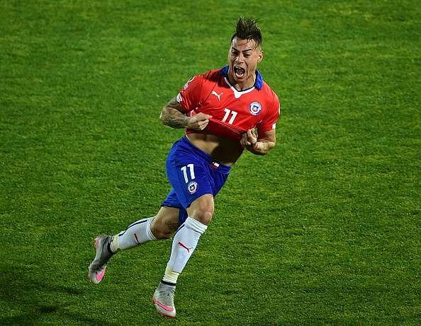 Copa America Final: Chile Vs Argentina