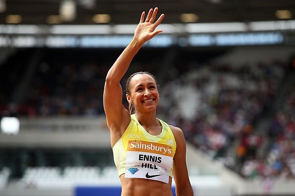 Jessica Ennis unsure of participation in IAAF World Championships