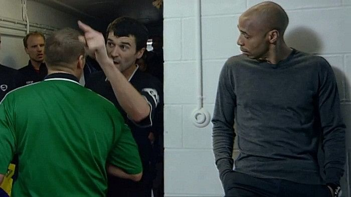 Video: Thierry Henry becomes part of iconic moments of Premier League era in new ad