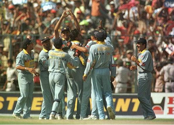 When Azhar's words, and not his bat, won India an ODI