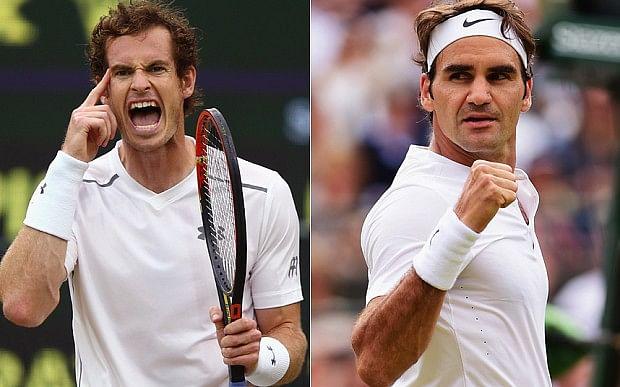 Wimbledon 2015 men's second semifinal preview: Roger Federer vs Andy Murray