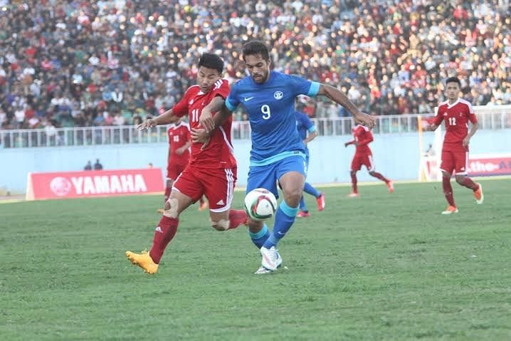 India hosting Nepal in friendly an example of football and its healing power