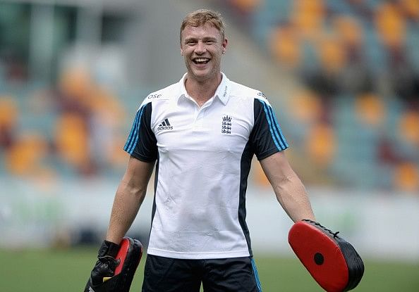 Flintoff admits he could take up coaching in the near future