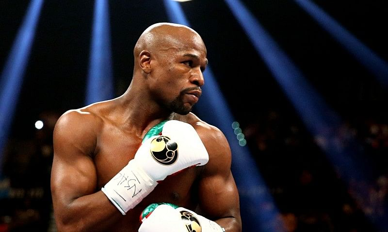 Floyd Mayweather is a cherry-picker