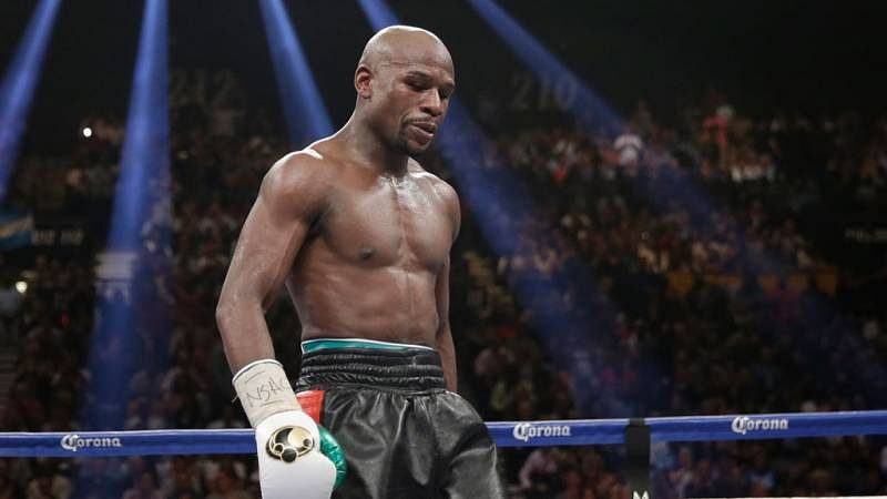 Floyd Mayweather Jr. officially stripped of his title by WBO