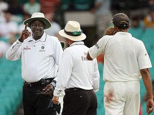 Umpiring at its Worst - The 2008 India-Australia match with nine wrong decisions