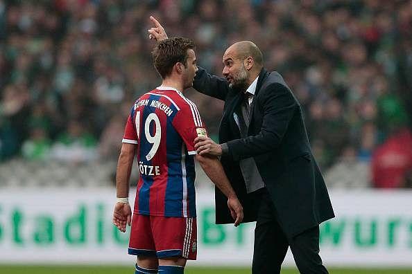 Guardiola has destroyed Gotze at Bayern, alleges agent