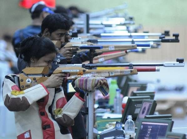 Top 5 Shooting Ranges in India