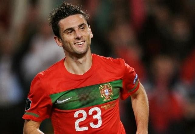 Helder Postiga is Atletico de Kolkata's marquee signing for second season of Indian Super League