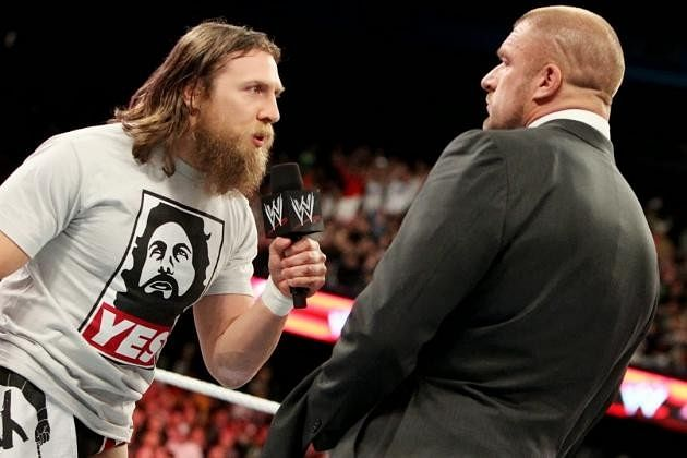 Daniel Bryan on blowup with Triple H, nixed SummerSlam match with celebrity, more