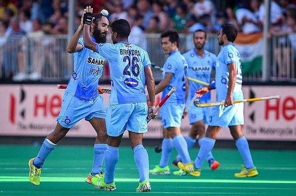 India jump to eighth spot in world hockey rankings