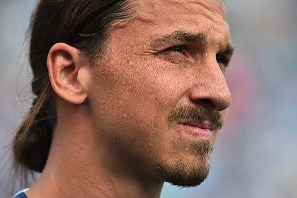 Zlatan Ibrahimovic has seemingly confirmed Angel Di Maria's PSG transfer