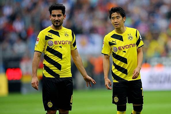 Gundogan signs one-year contract extension with Dortmund