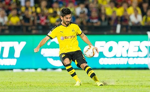 The curious case of Ilkay Gundogan and why Manchester United didn't sign the Dortmund midfielder