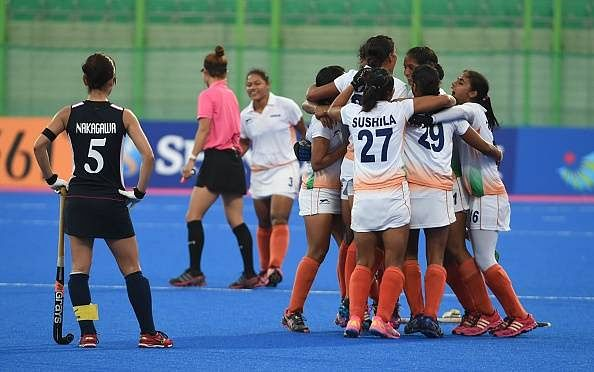 Why the Indian women's hockey team are looking good to book Rio ticket