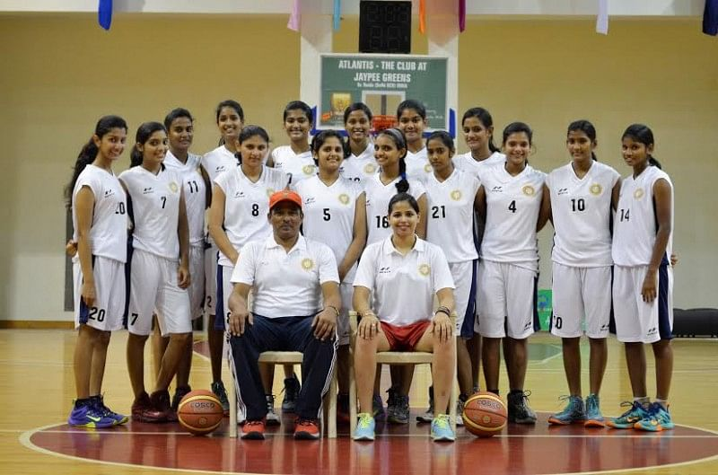 Indian U16 Girls Hoopsters Set to Leave for Indonesia for 4th FIBA Asia U-16 Championship for Girls