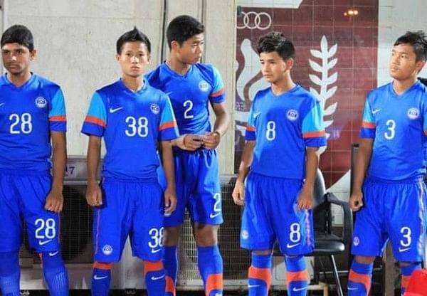 India U-17 World Cup squad defeats Germany's DFI Bad Aibling