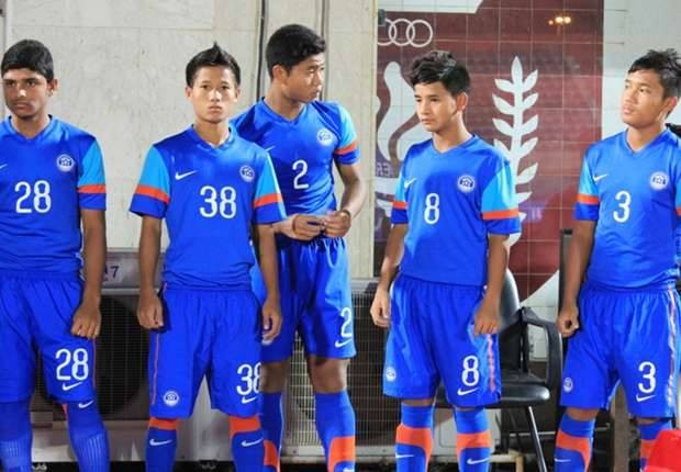 India U-17 World Cup squad defeats Germany's DFI Bad Aibling