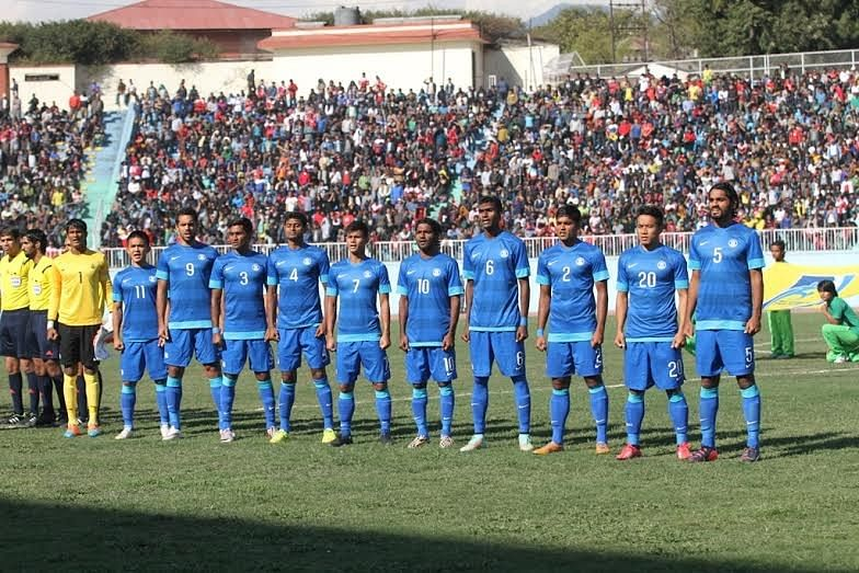 Indian football team to play Nepal in international friendly on August 31